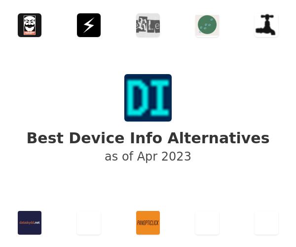 Best Device Info Alternatives