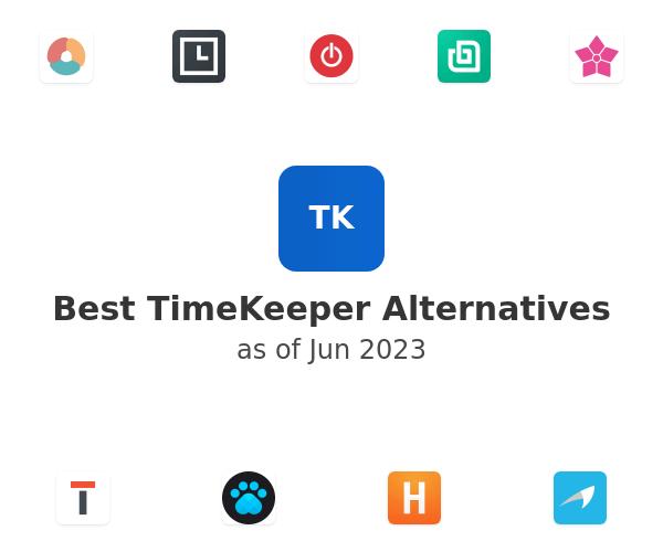 Best TimeKeeper Alternatives