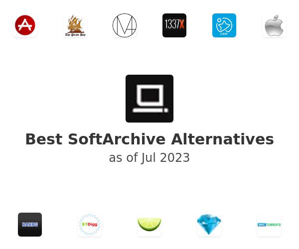 Best SoftArchive Alternatives