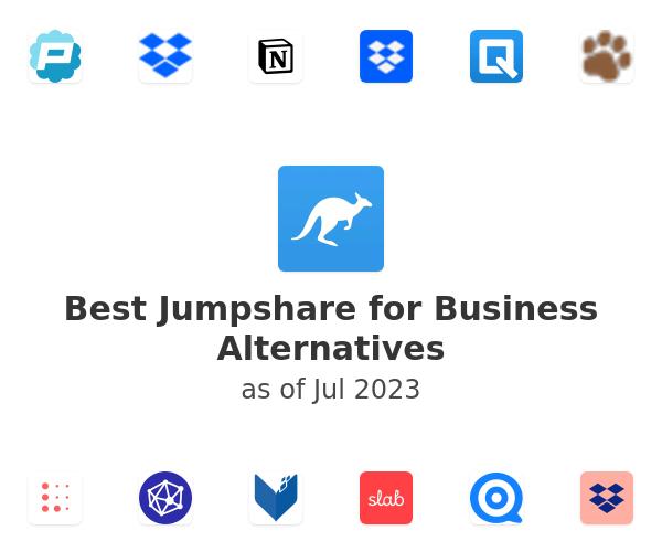 Best Jumpshare for Business Alternatives
