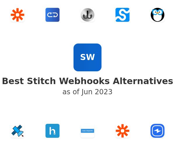 Best Stitch Webhooks Alternatives