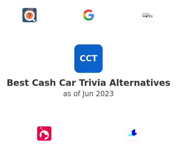 Best Cash Car Trivia Alternatives