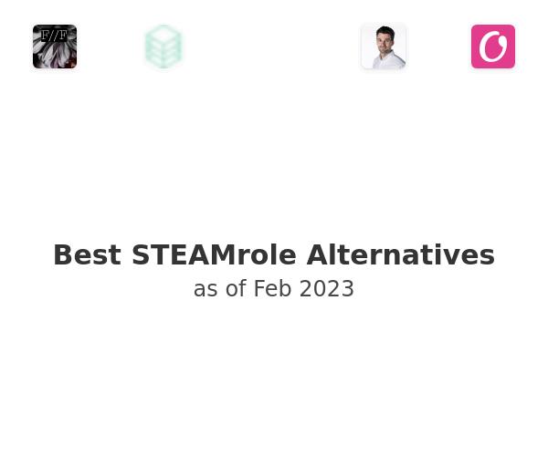 Best STEAMrole Alternatives