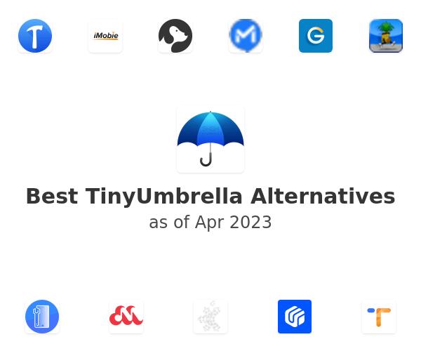 Best TinyUmbrella Alternatives