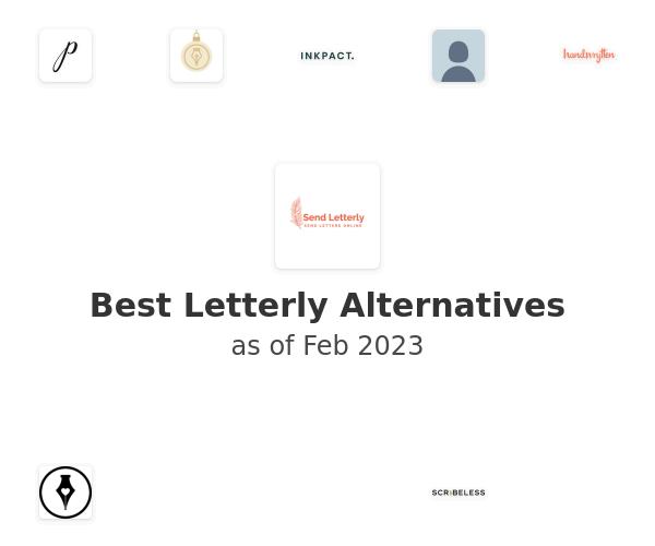 Best Letterly Alternatives