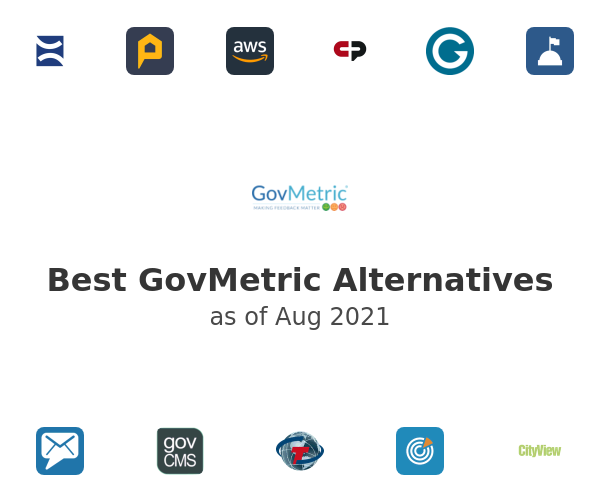 Best GovMetric Alternatives