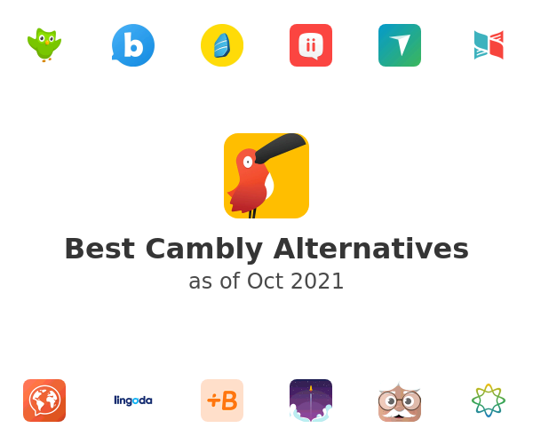 Best Cambly Alternatives