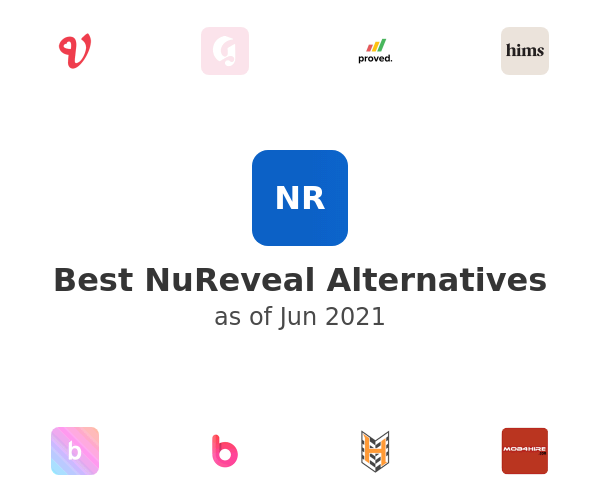 Best NuReveal Alternatives