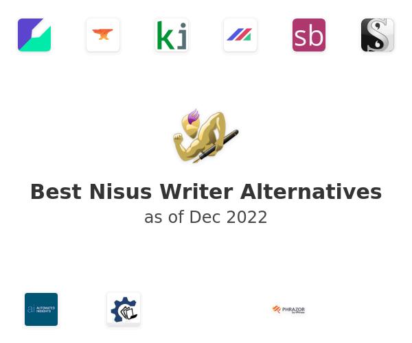 Best Nisus Writer Alternatives