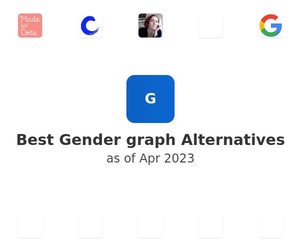 Best Gender graph Alternatives