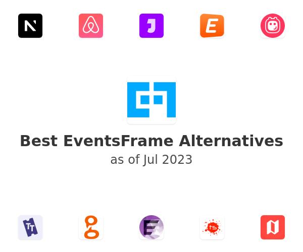 Best EventsFrame Alternatives