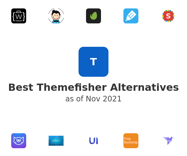 Best Themefisher Alternatives