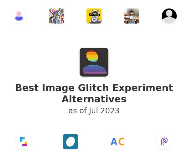 Best Image Glitch Experiment Alternatives