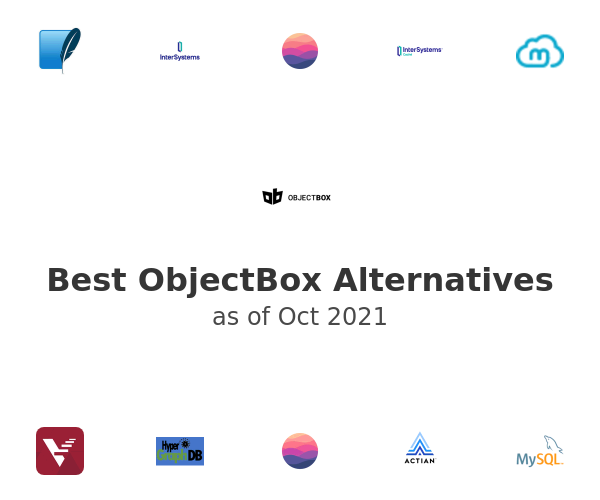 Best ObjectBox Alternatives