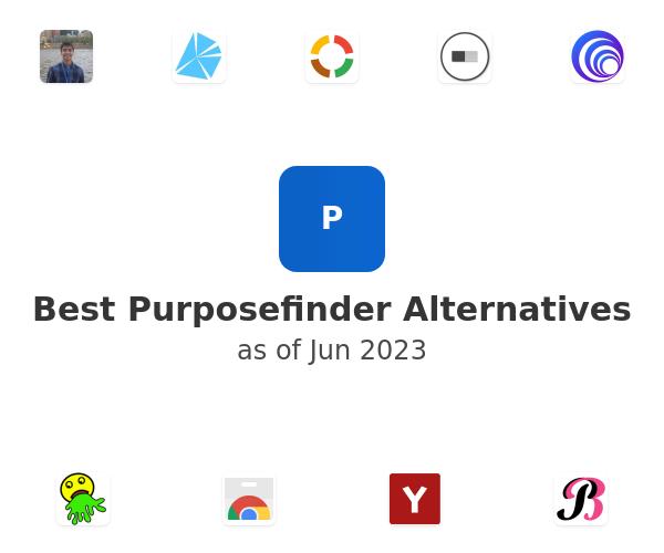Best Purposefinder Alternatives