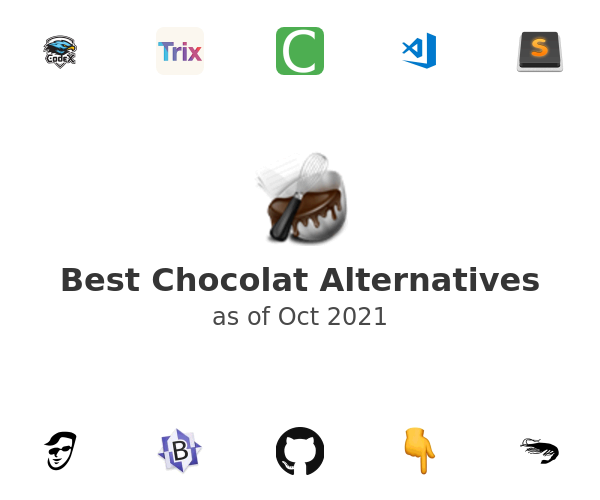 Best Chocolat Alternatives
