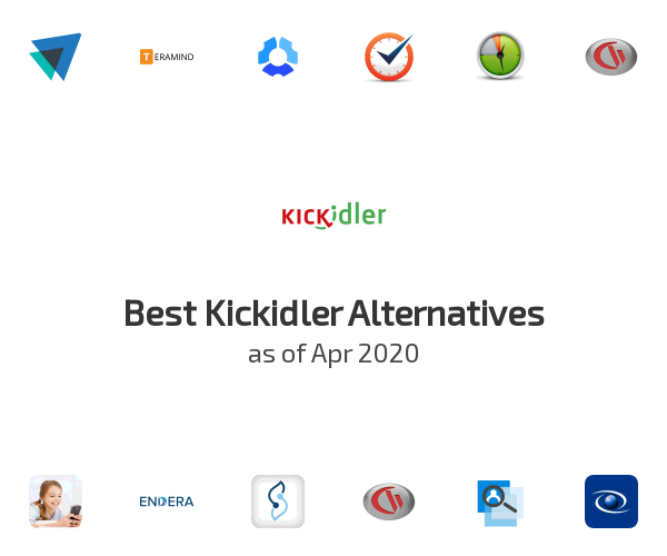 Best Kickidler Alternatives