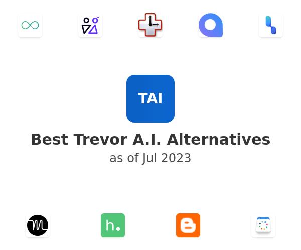 Best Trevor A.I. Alternatives
