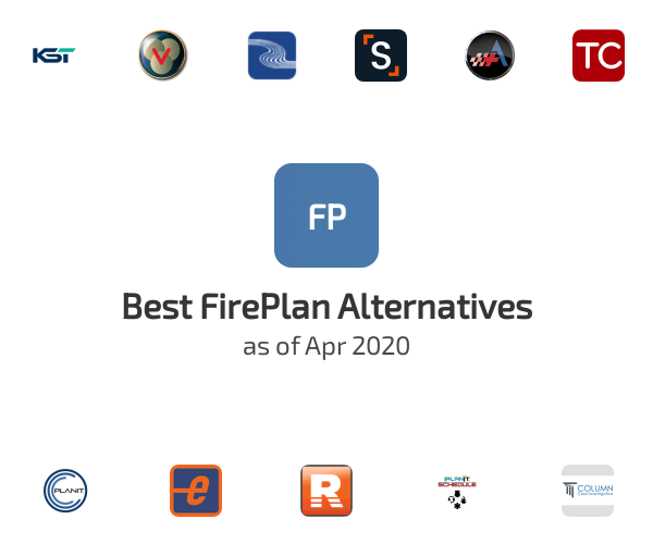 Best FirePlan Alternatives