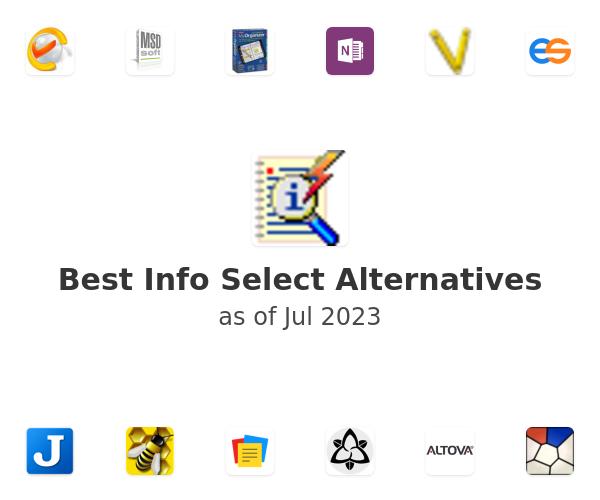 Best Info Select Alternatives