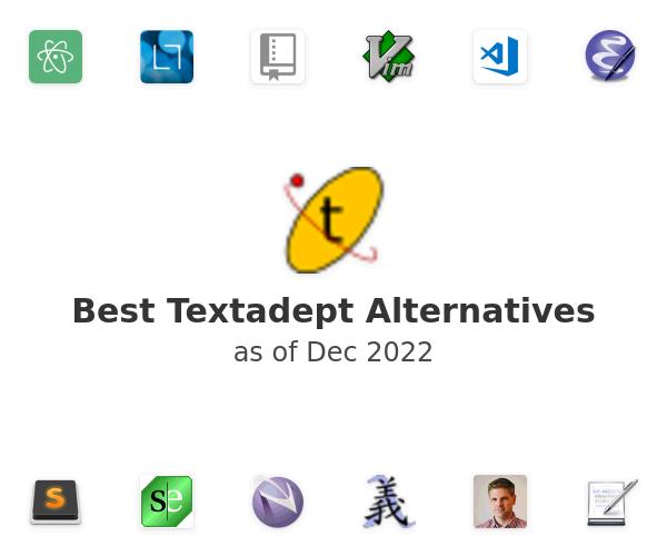 Best Textadept Alternatives