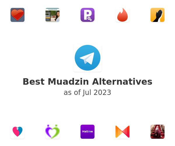 Best Muadzin Alternatives