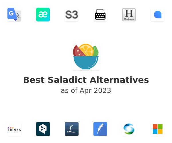 Best Saladict Alternatives