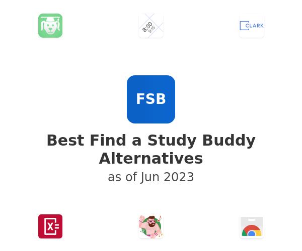 Best Find a Study Buddy Alternatives