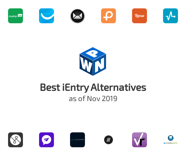 Best iEntry Alternatives