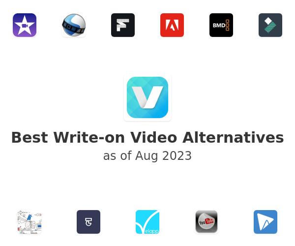 Best Write-on Video Alternatives