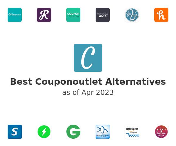 Best Couponoutlet Alternatives