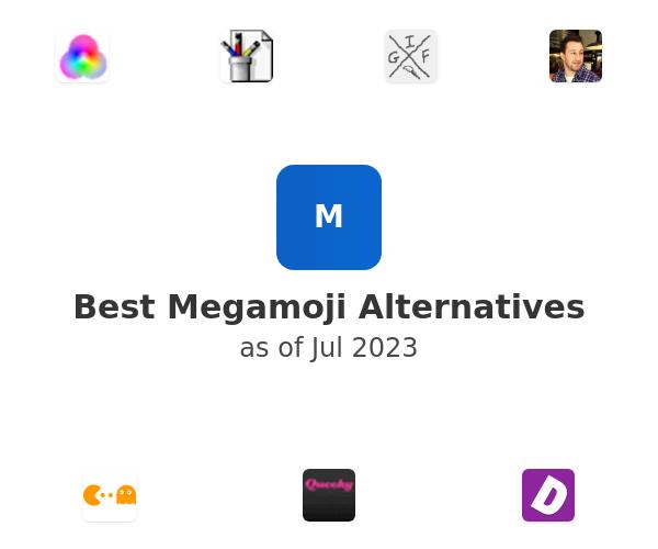 Best Megamoji Alternatives