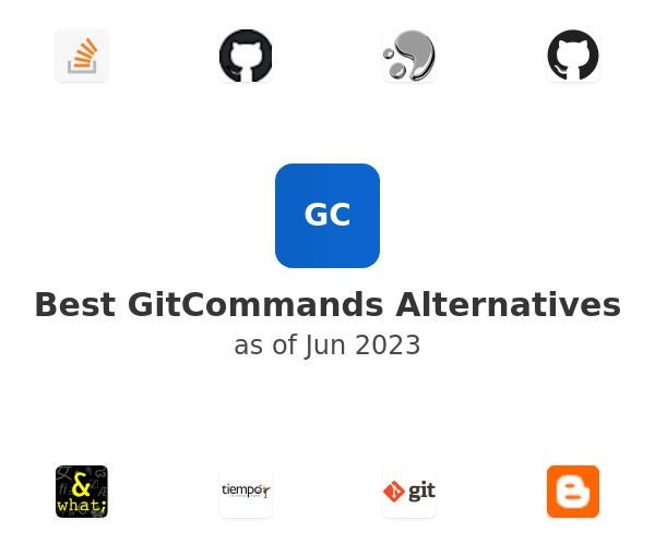 Best GitCommands Alternatives