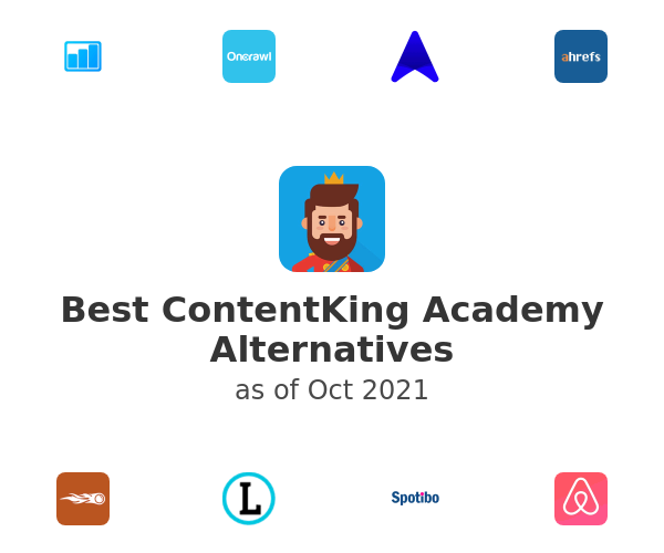Best ContentKing Academy Alternatives