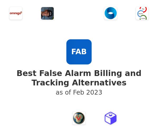 Best False Alarm Billing and Tracking Alternatives