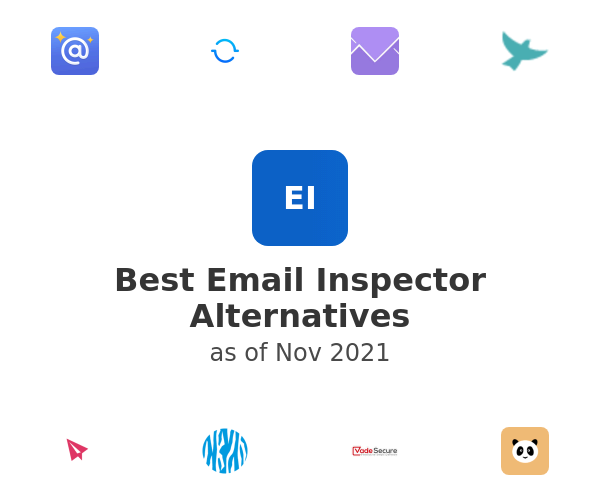 Best Email Inspector Alternatives