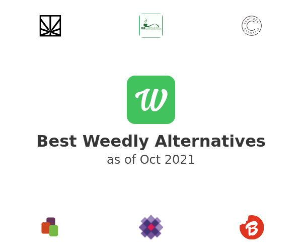 Best Weedly Alternatives
