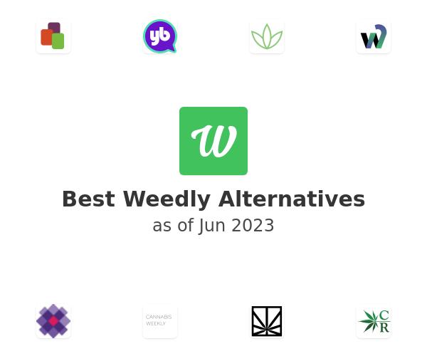 Best Weedly Alternatives