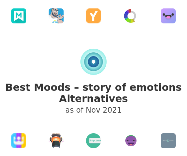 Best Moods – story of emotions Alternatives