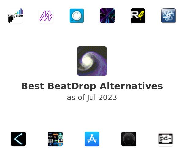 Best BeatDrop Alternatives