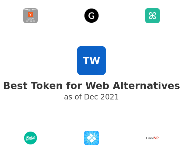 Best Token for Web Alternatives