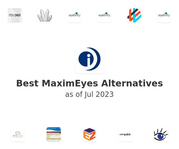 Best MaximEyes Alternatives