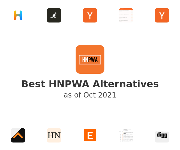 Best HNPWA Alternatives