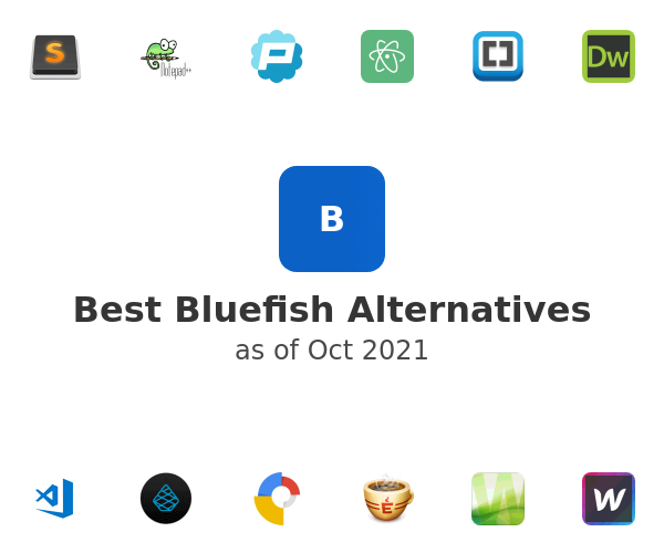 Best Bluefish Alternatives