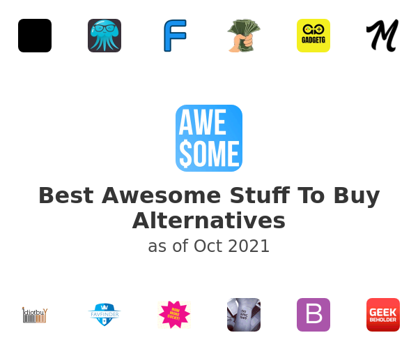 Best Awesome Stuff To Buy Alternatives