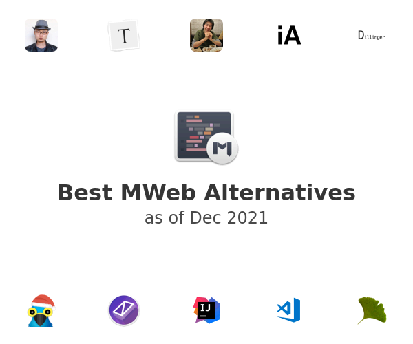Best MWeb Alternatives