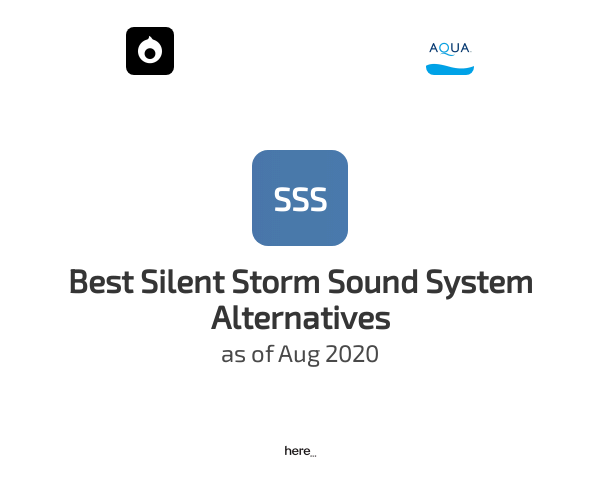 Best Silent Storm Sound System Alternatives