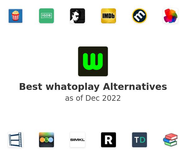 Best whatoplay Alternatives