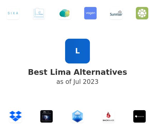 Best Lima Alternatives