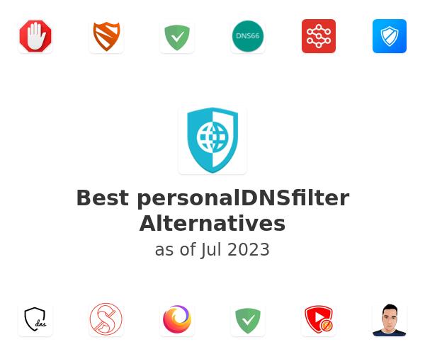 Best personalDNSfilter Alternatives